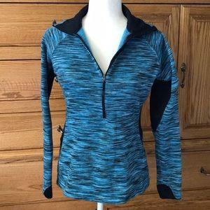 Columbia Long Sleeve ,Womens OPTIC II 3/4 zip